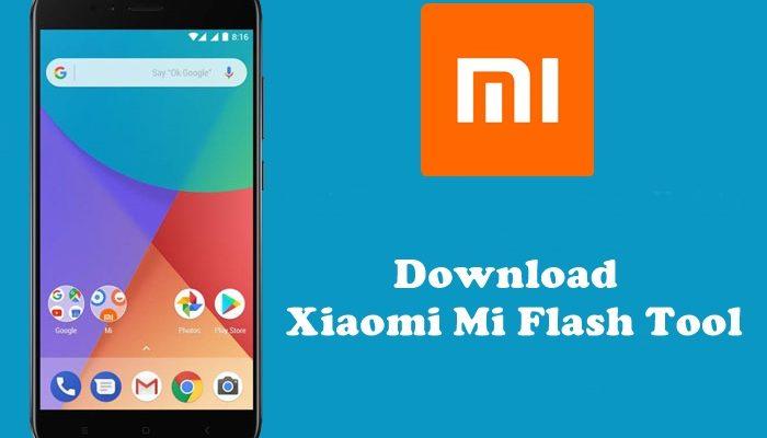 Download Xiaomi Mi Firmware Flash Tool