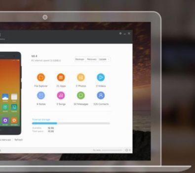 mi pc suite latest version 2017 free download