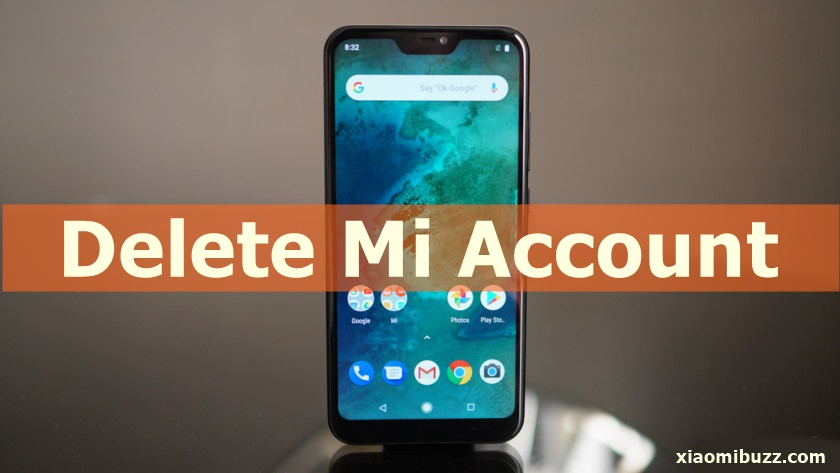 How to Delete Mi Account | Remove Xioami Account Permanently