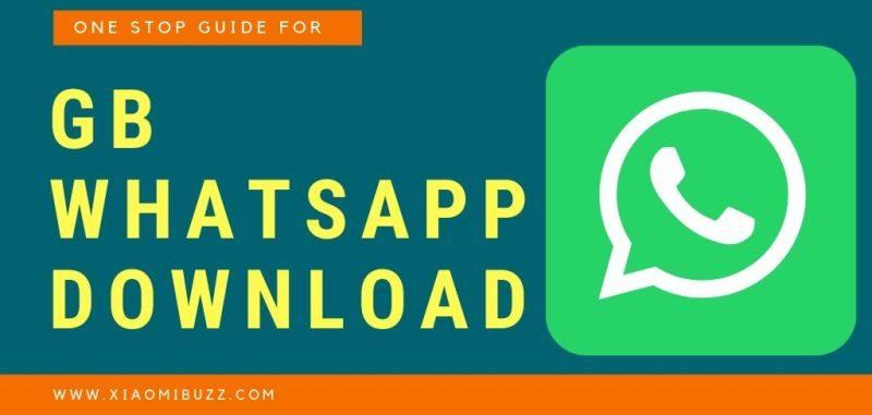 Telecharger whatsapp gb derniere version pour android
