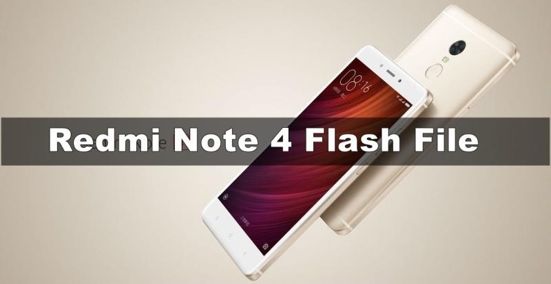 Xiaomi Mi Note Firmware